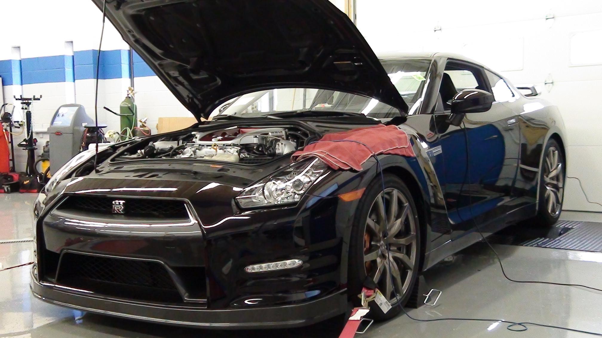 Nissan GTR Midnight Opal Alpha 10+ Build From P1 Motorcars | P1 ...