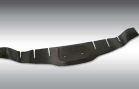 458 Spyder Rear Skirt CF