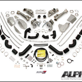 AMS Performance Nissan R35 GT-R Alpha 10 & 12 Turbo Kit