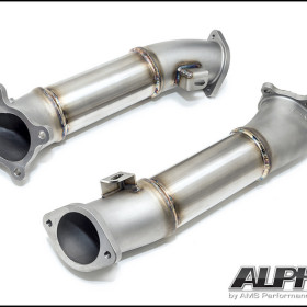 ALPHA R35 GT-R DOWNPIPES