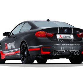 Akrapovic F82 M4 Evolution Line TI