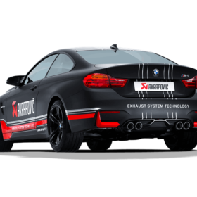 Akrapovic F82 M4,F80 M3 Slip-On Line