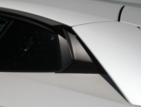 AVENTADOR NOVITEC AIR INTAKE SIDE WINDOWS