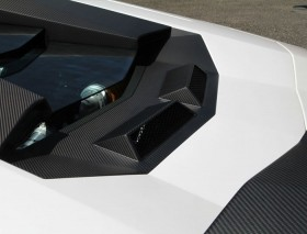 AVENTADOR NOVITEC AIR VENTILATION VENTS FOR ENGINE BONNET