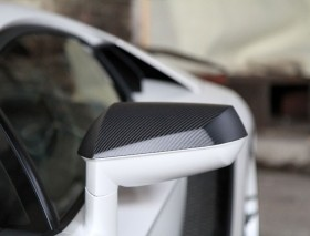 AVENTADOR NOVITEC CF MIRROR COVERS