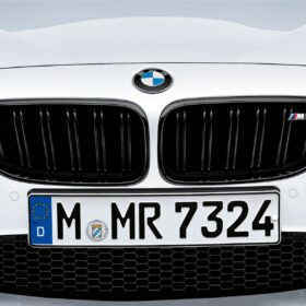BMW - Edition Black Chrome Kidney Grilles - BMW F12-F13-F06 M6