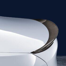 BMW - Performance Carbon Fiber Rear Spoiler - BMW F10 5-Series & M5