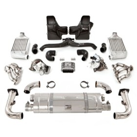 Champion Motorsport - Porsche 997.2 Turbo Power Kit