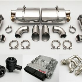 EVOMS EVT600 Upgrade Package 997.2 Turbo