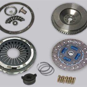 EVOMS Stage 3 Clutch Kit & Aluminum Flywheel