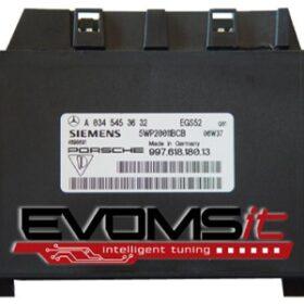 EVOMSit TCU Tiptronic Software Upgrade