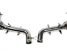 Fabspeed Sport Racing Catbypass Pipes MP4-12C