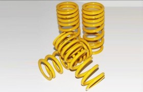 MASERATI NOVITEC SPORT SPRINGS.MC STRADALE,GRANCABRIO.LOWER .25MM