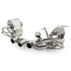 Tubi Style - Ferrari 458 Italia Exhaust System (With Valves)