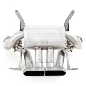 Tubi Style - Lamborghini Aventador LP-700 Exhaust System (With Valves)